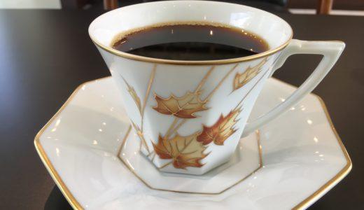 多肥下町「逸見コーヒー」の絶品『ホットコーヒー』