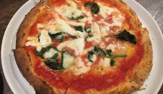 御厩町「トラットリアTino」の『ピッツアランチ』 リーズナブルに美味しいイタリアンが食べれる