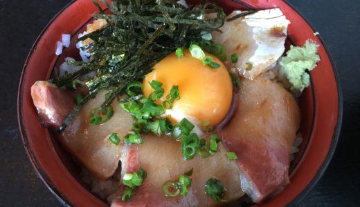 高松中央卸売市場近く「いただきさんの海鮮食堂」のぷりぷり新鮮な魚が乗った『漁師丼』