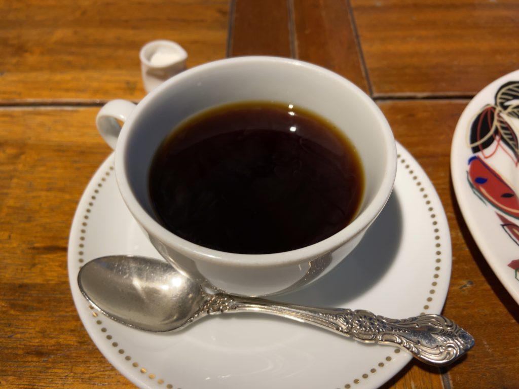 くつわ堂総本店 ホットコーヒー