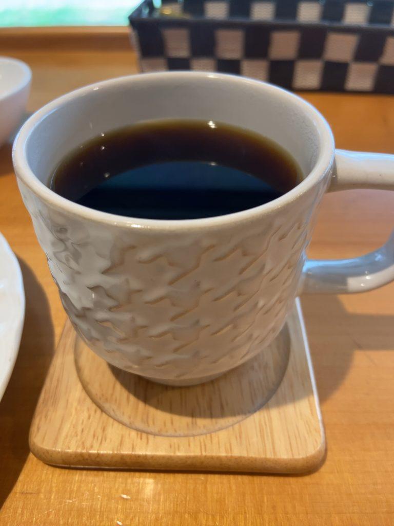 カフェ ド モク ホットコーヒー
