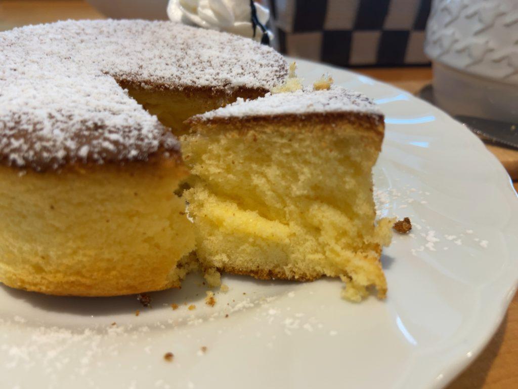 カフェ ド モク ホットケーキ